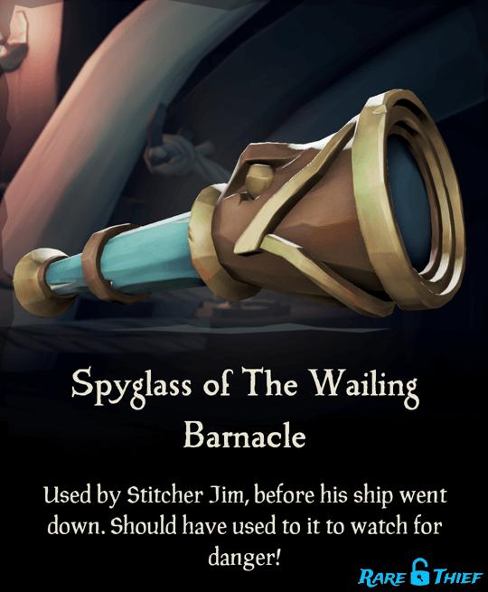 Spyglass of the Wailing Barnacle