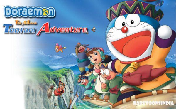 Doraemon The Movie Toofani Adventure Hindi Dubbed Full Movie Download (720p HD) 1