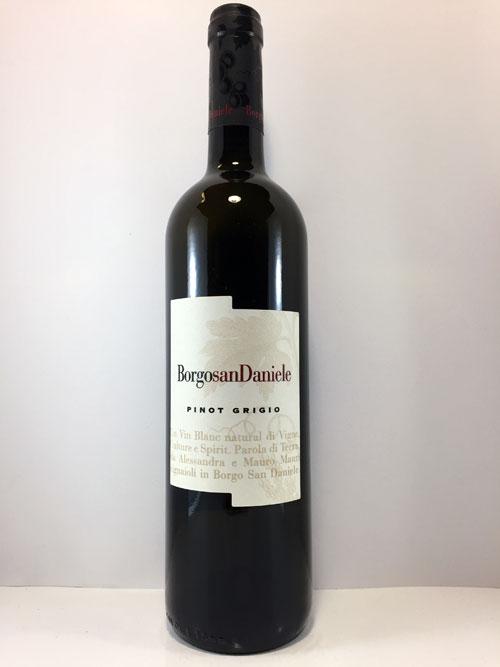 Borgosan Daniele Isonzo Pinot Grigio