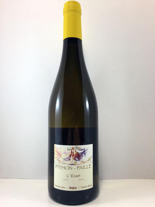 Pithon-Paille Anjou L'Ecart Chenin Blanc 2012