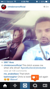 chris brown raro lae