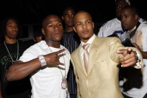 House of Courvoisier - T.I. vs. T.I.P. Album Release Party