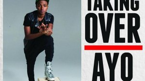 TAKING OVER - AYO JAY