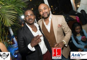 Ralph himself and guest star Banky W