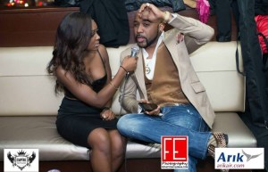 Raro chats with Guest star Banky W.