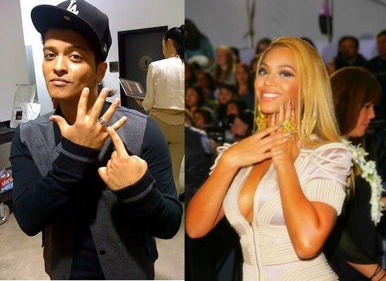 Bruno-Mars-Beyonce