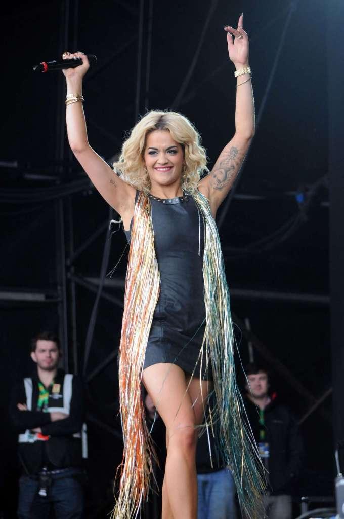 Rita Ora - Live at T In The Park-16