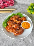 Resep Spicy Chicken Wings Richeese