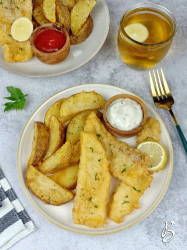fish and chips mudah
