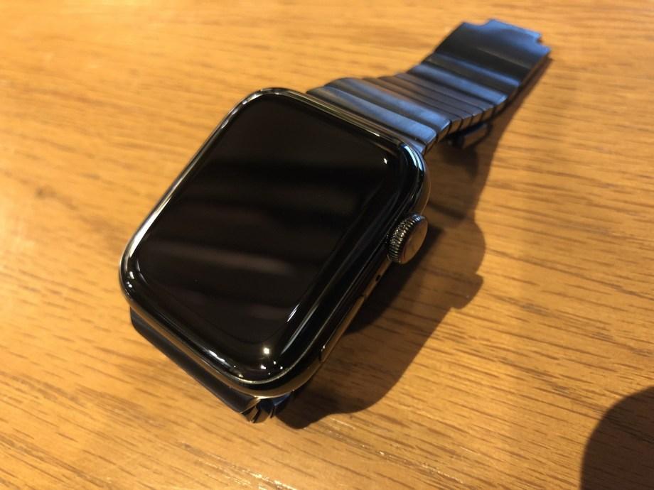 Apple Watch series4 ステンレスモデル レビュー