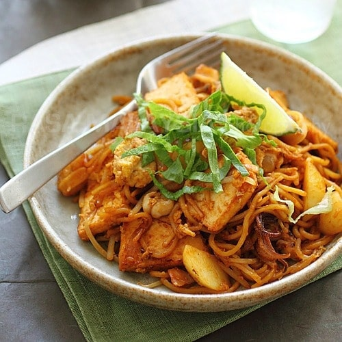 indian mee goreng - HEALTH AND FITNESS