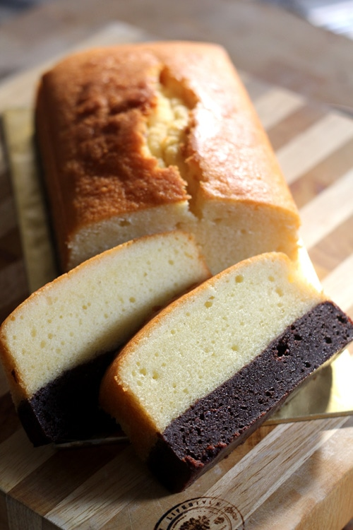 Mini Chocolate Chip Pound Cake