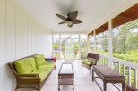 Screened in Lanai of 2 Bedroom Home