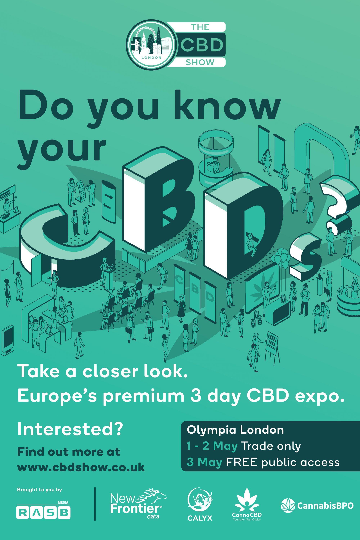 Do you Know you CBD's?