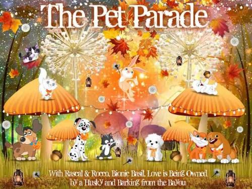 Pet Parade August