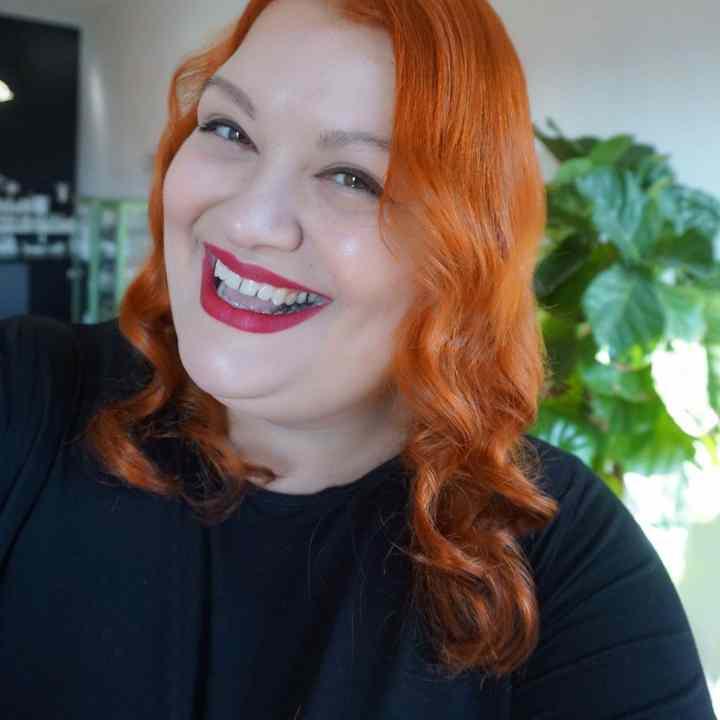Sarah Conley Red Hair Color