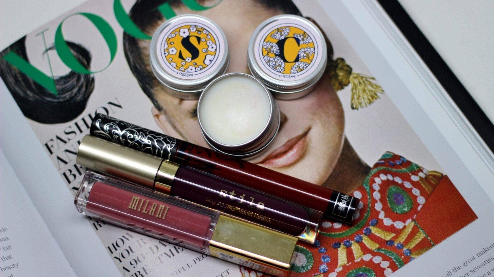 The Best Liquid Lipstick Lip Primer