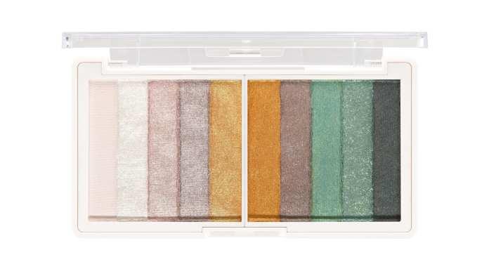 Undone Beauty Curator Eye Palette in Soft
