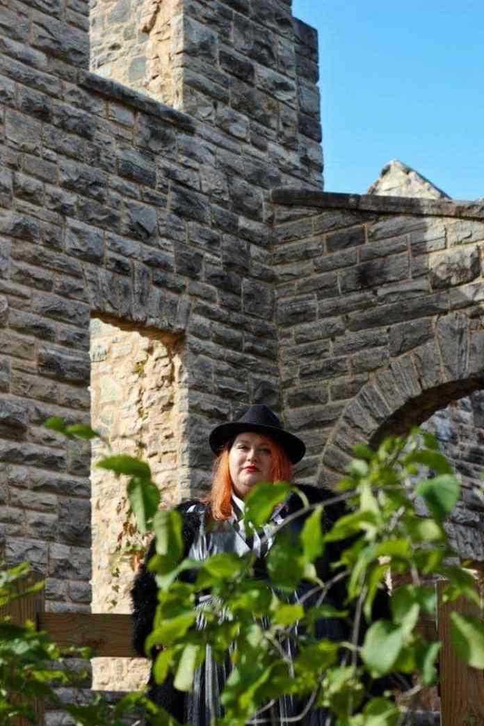 Chasing Ghosts In The Ha Ha Tonka Castle Ruins