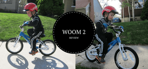 Woom 2 Review