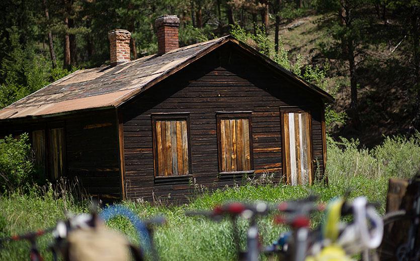 Western Spirit Black Hills Family Bike Vacation