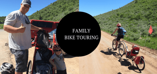 Bike Touring with kids