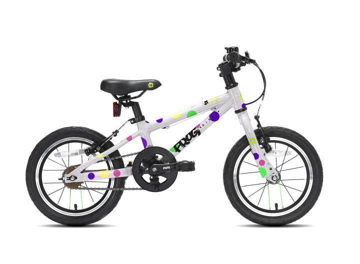 "Frog 43 14"" Kids Pedal Bike"