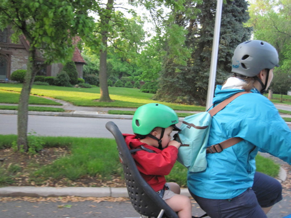 Biking With A Baby Everything You Need To Know