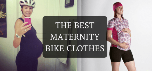 The Best Maternity Bike Clothes