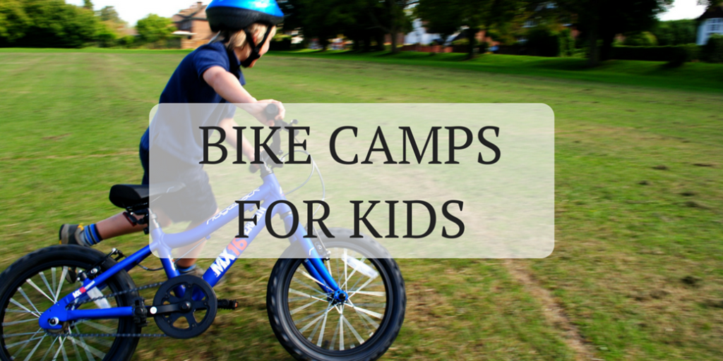 Kids Cycling Camps