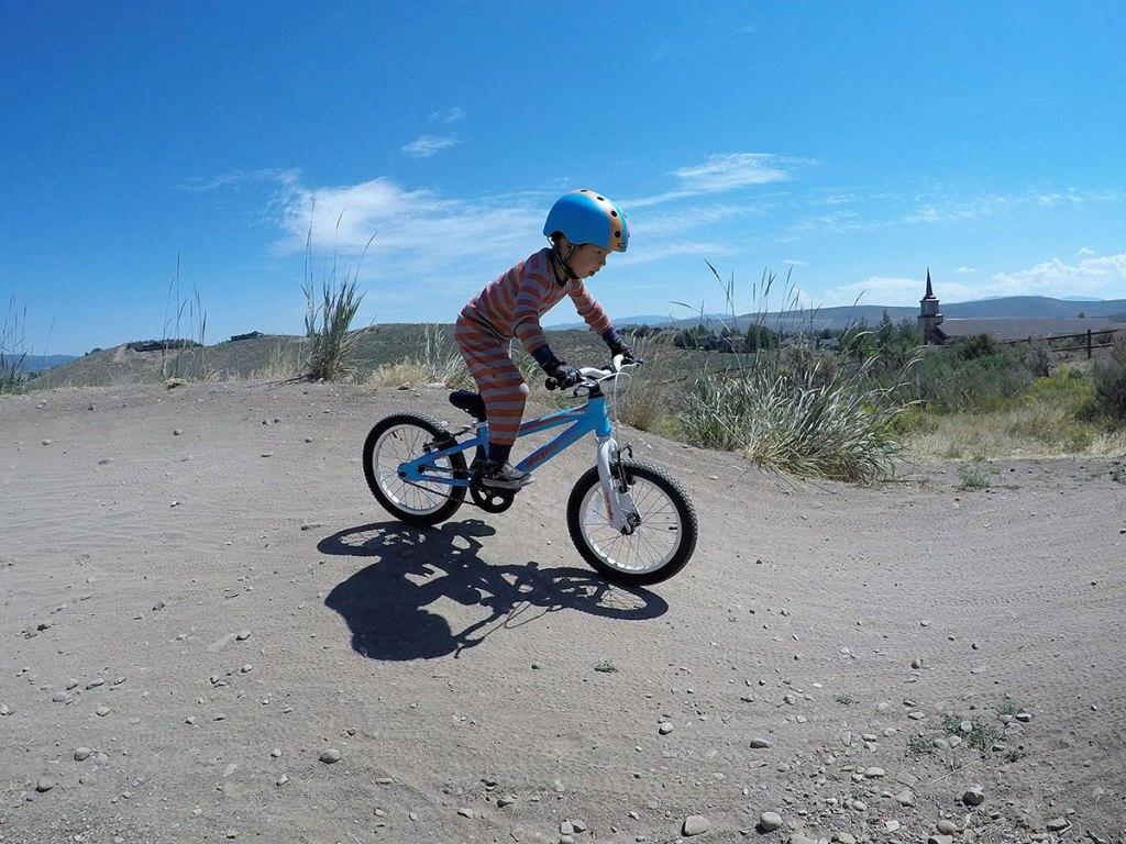 """Stampede Sprinter 16"""" Bike"""