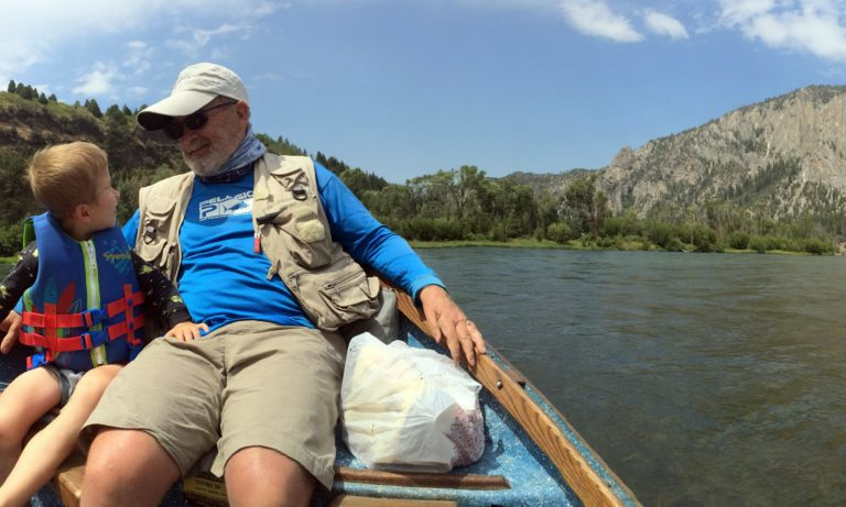 VIsit Idaho - A Family Friendly Adventure on the South Fork of the Snake River