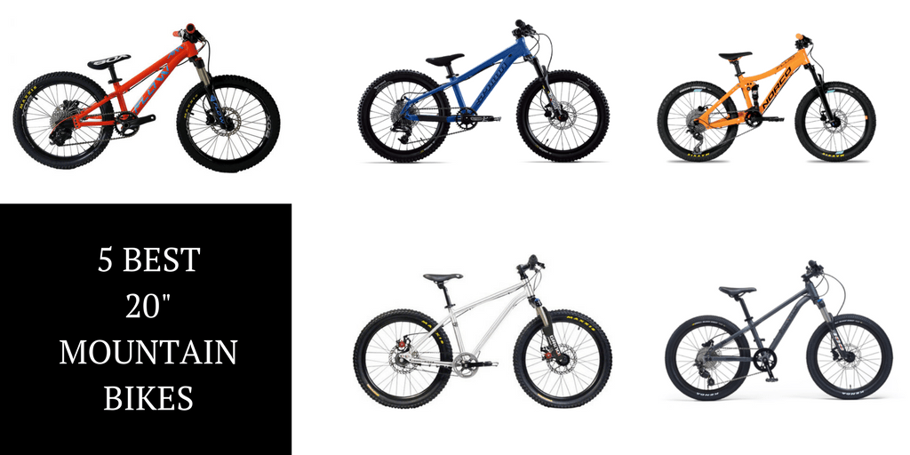 "The 5 Best 20"" Mountain Bikes for Kids"
