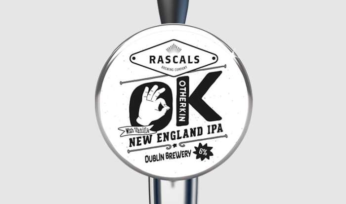 Rascals Craft Brewing Otherkin new england ipa