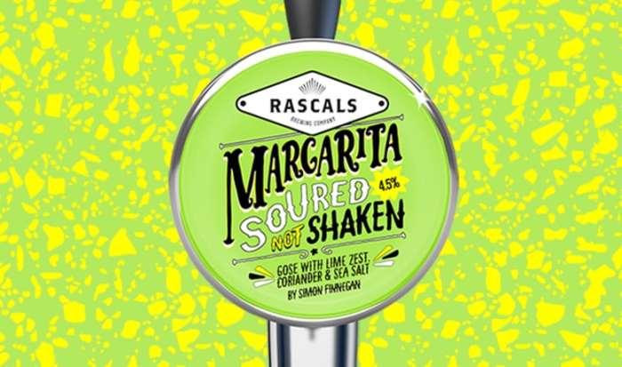 Rascals Craft Brewing margarite sour gose