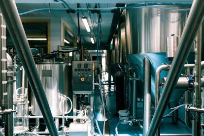 brewery shot landscape