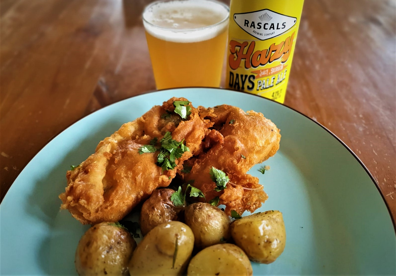Beer recipes from Rascals Brewing company, using fresh Irish craft beer