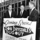 Drysdale's Dugout