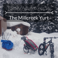 The Millcreek Yurt