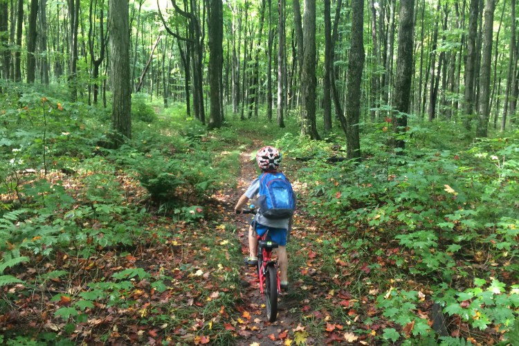 Dispatch from the Trail: The Kingdom Trails, Raystown Lake, & More