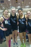 Some members of the track team