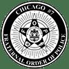 POBC_ChicagoFOPLogoBW