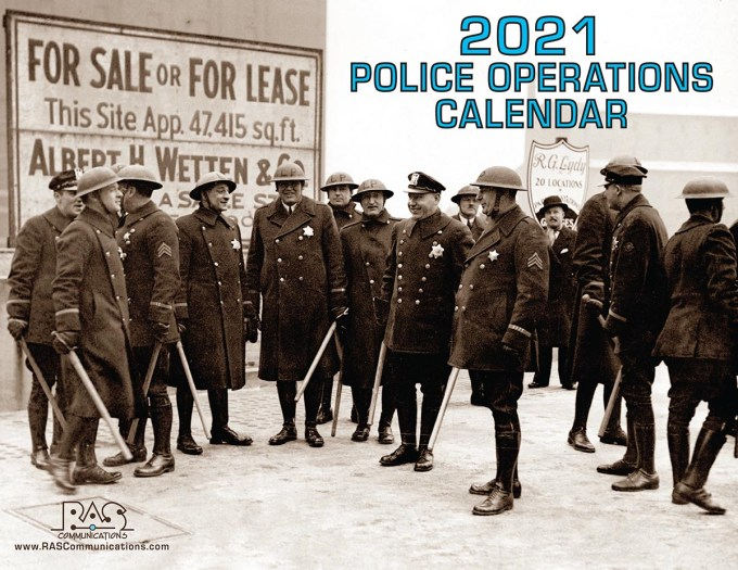 2021 RAS CPD Operations Calendars Now Available!