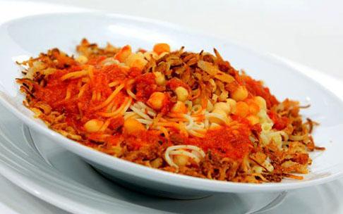 أشهر المأكولات الشعبية في العالم العربي رصيف 22