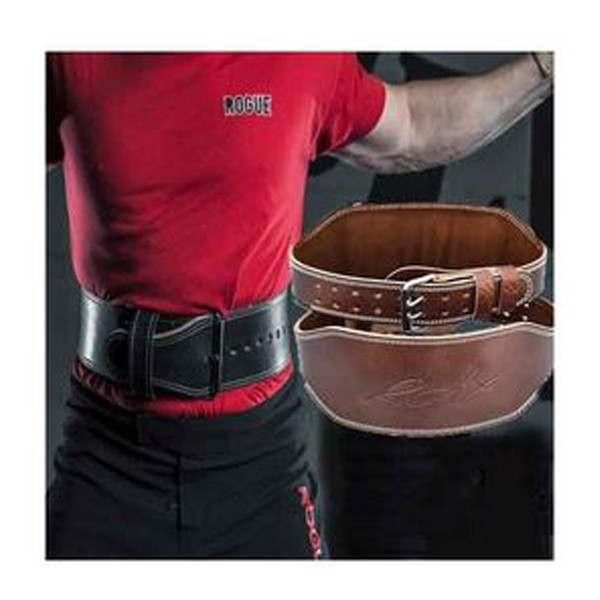 Full Leather weight lifting belt