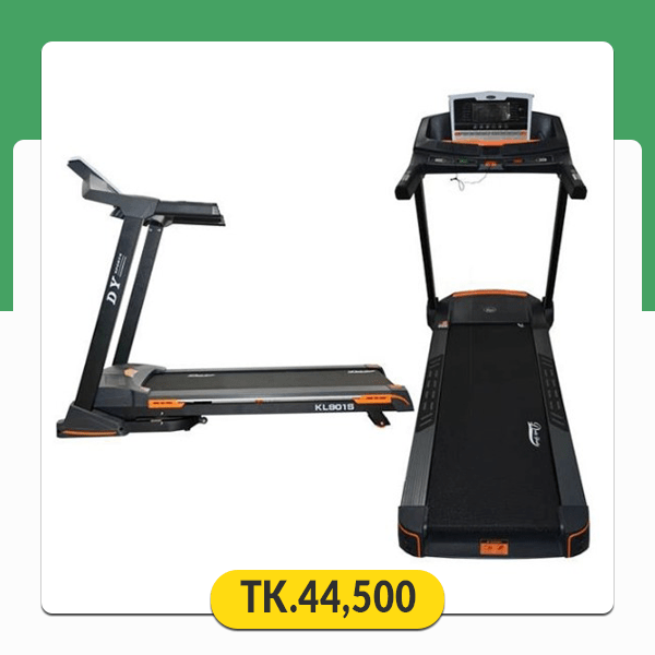 KL901S Next product DY-KL-903S Foldable Motorized Treadmill KL 901S
