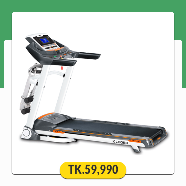 KL905S Multi-function Foldable Motorized Treadmill