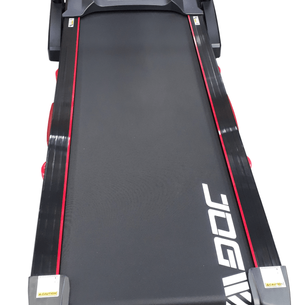 JOGWAY T25A (AC Motor: 3.0HP 4.0HP peak)Foldable Motorized Treadmill
