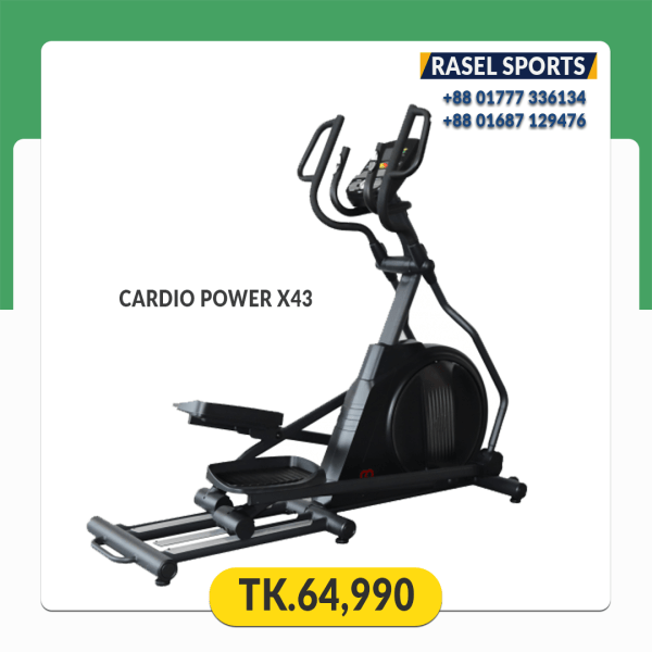 Elliptical Trainer CardioPower X43