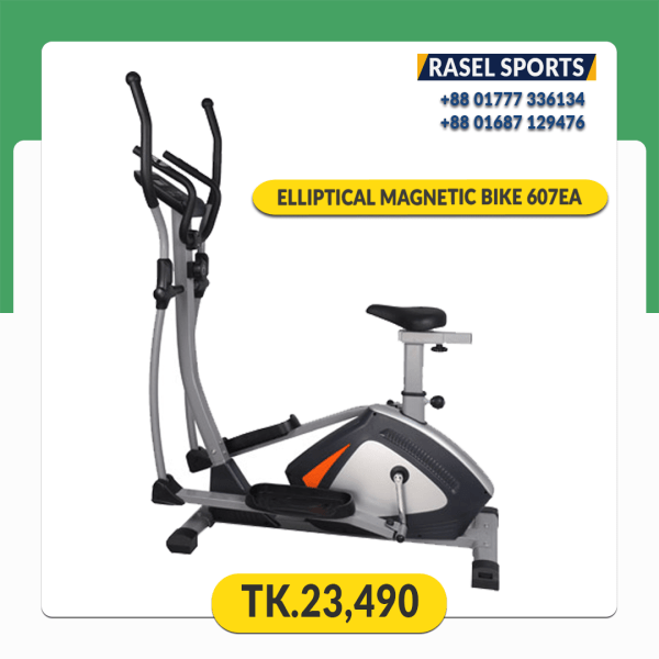 Elliptical-Magnetic-bike-607EA